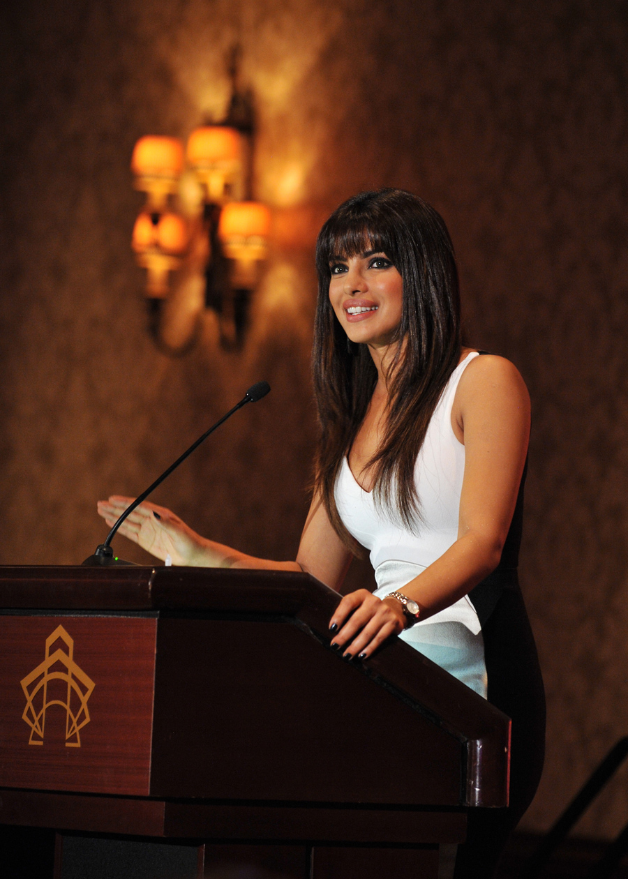 Priyanka Chopra, organ donation, Dr. Chris Barry, bLifeNY, #WLY, transplantation, Bollywood