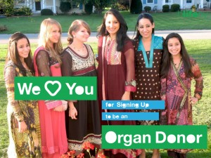 We Love You, #WLY, organ donation, bLifeNY, Dr. Chris Barry, Ronny Edry, Peace Factory