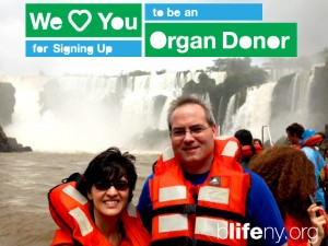 #We Love You, organ donation, Dr Chrsi Barry, bLifeNY, Dr Mabel Bodell, Johns Hopkins, transplantation, ronny edry, mohan foundation, nyodn, dyad