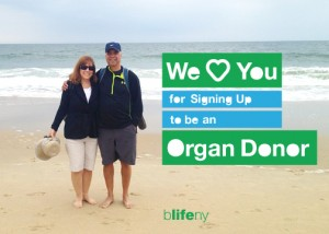 We Love You, #WLY, organ donation, bLifeNY, Dr. Chris Barry, Ronny Edry, Peace Factory, recycle yourself