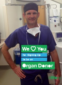 We Love You, #WeLoveYou, bLifeNY, organ donor, Chris Barry, #WLY, transplant, @bLifeNY