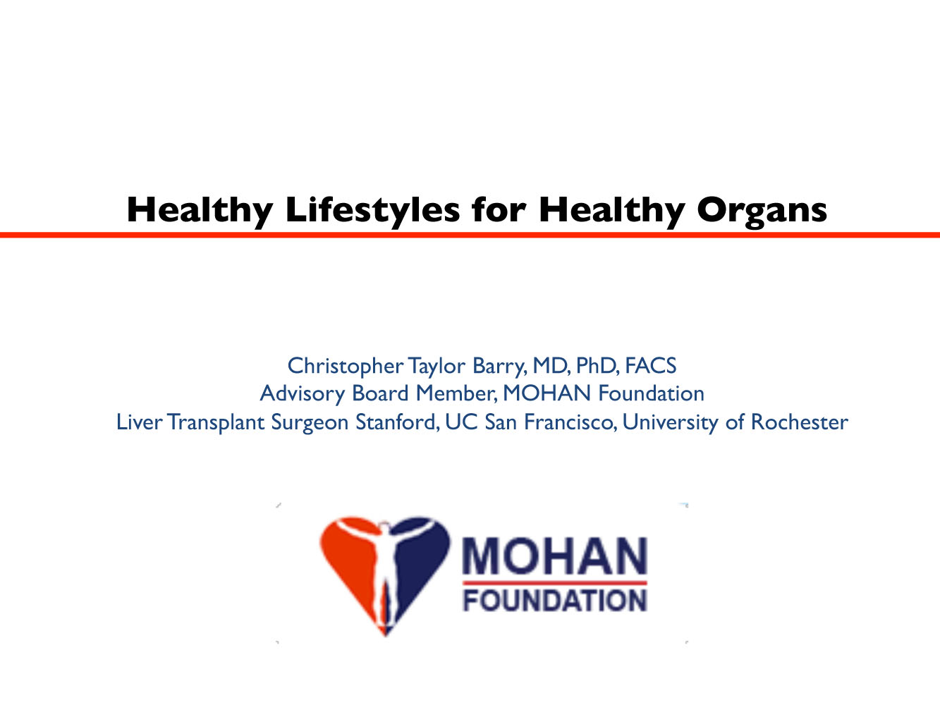 healthy lifestyles for healthy organs christopher taylor barry i am healthy lifestyles for healthy organs dr chris barry madurai rotary club organ donation